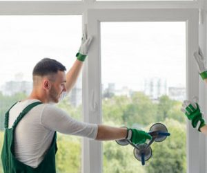 Installation et réparation de fenêtres