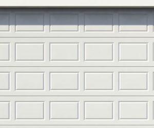 Portes de garages sectionnelles